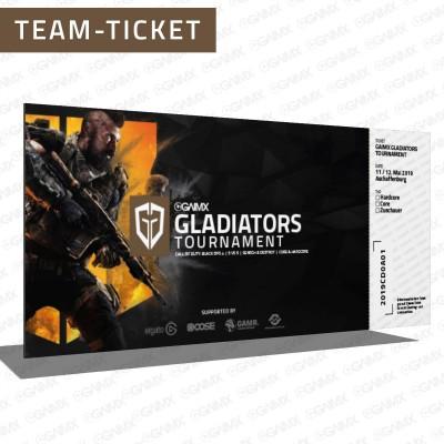 Team-Ticket / Hardcore