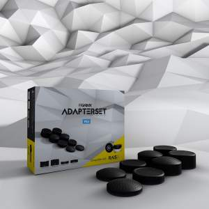 ADAPTERSET (PS4) 8-in-1 grip cap set